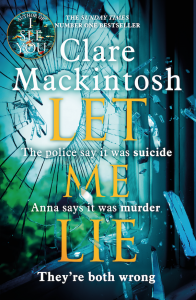 Read the first chapter of LET ME LIE